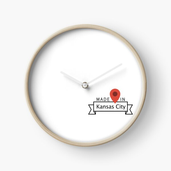 Kansas City Clock