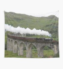 GLENFINNAN VIADUCT 1 Wall Tapestry