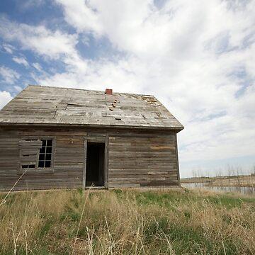 House on a Hill  by raquelfletcher
