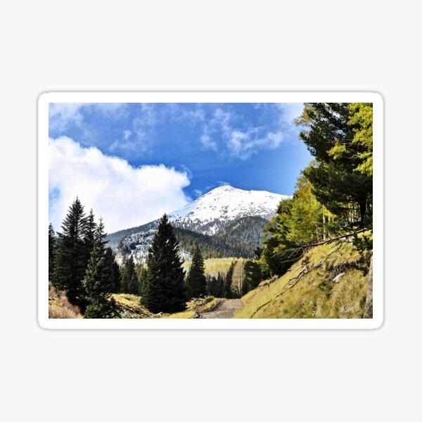 Mountain Glory Sticker