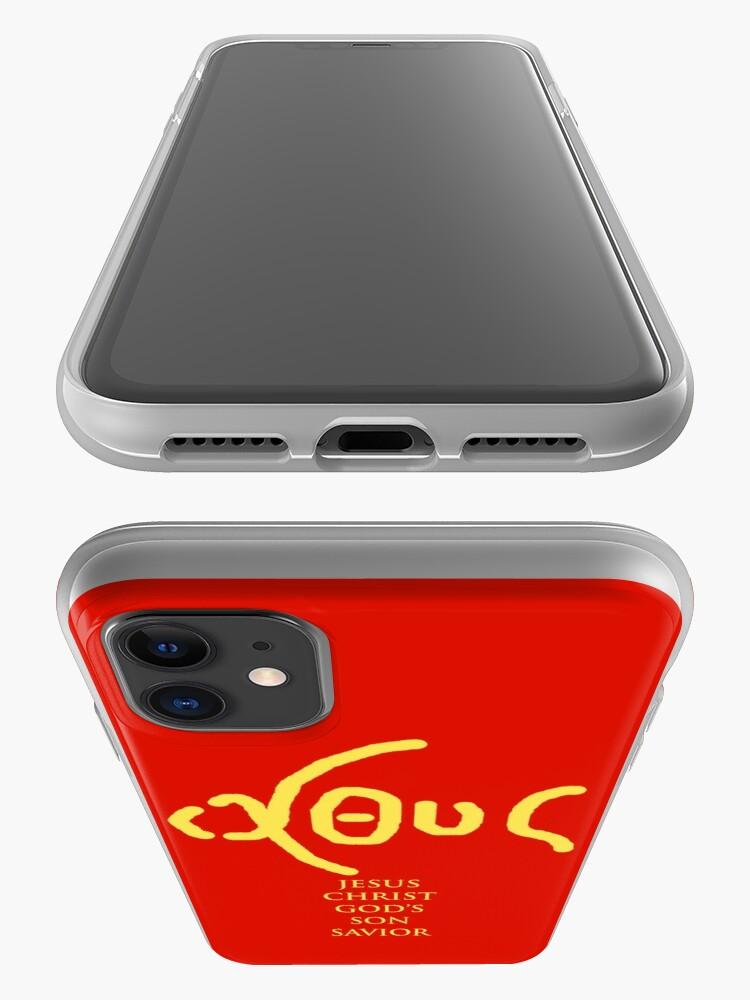 Alternate view of ichthys iPhone Case & Cover