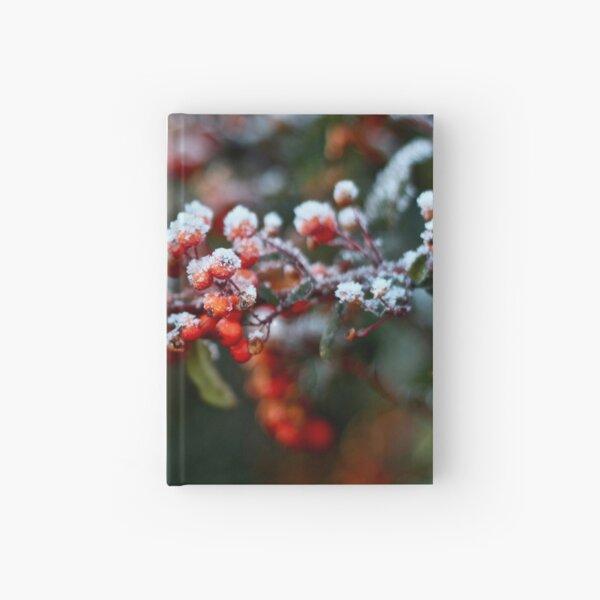 Winter's Kiss Hardcover Journal
