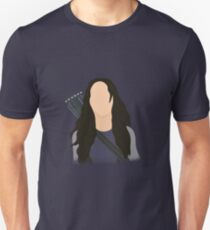 Vector Katniss Unisex T-Shirt