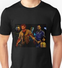 When We All Come Together (TelltaleGames Protagonists) T-Shirt