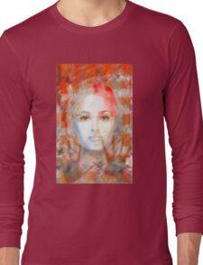 The passage fragment - she Long Sleeve T-Shirt