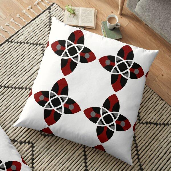 cute little pattern Floor Pillow