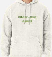 Celery Juice Junkie Pullover Hoodie