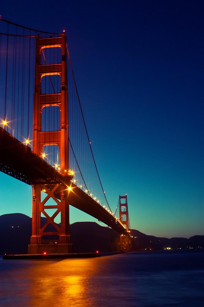 Golden Gate Bridge by Jun Song