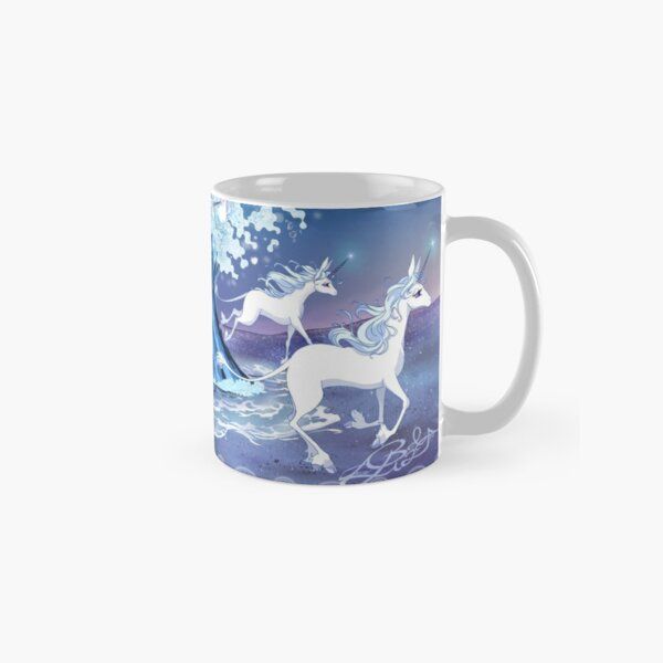 Unicorns in the Sea Classic Mug