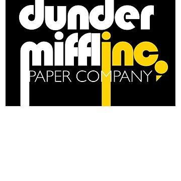 Dunder Mifflin inc by mattskilton