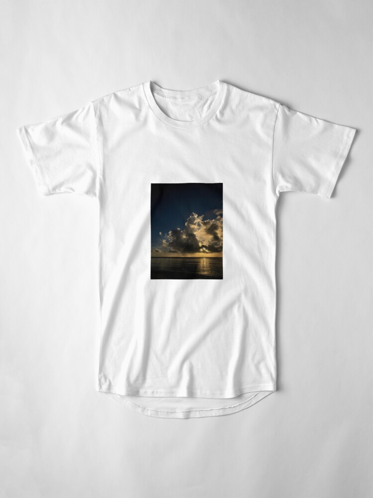 Alternate view of Reflection sunset Long T-Shirt