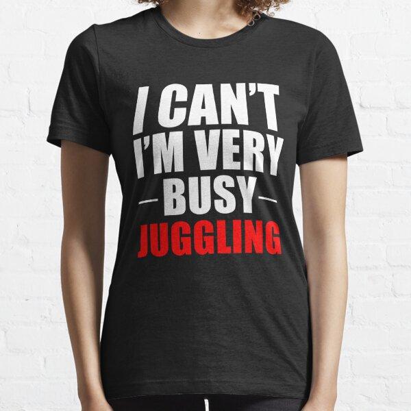 Juggling Juggler Circus Essential T-Shirt