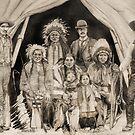 Doc Carver's Wild West Show by kayzsqrlz