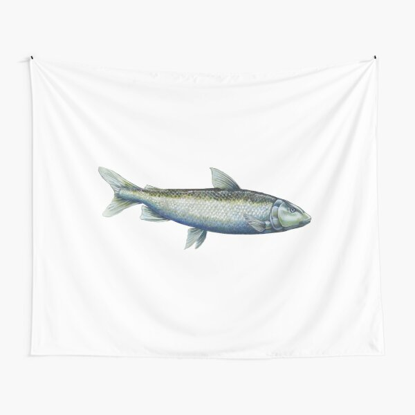 Houting - Fishy business Tapestry
