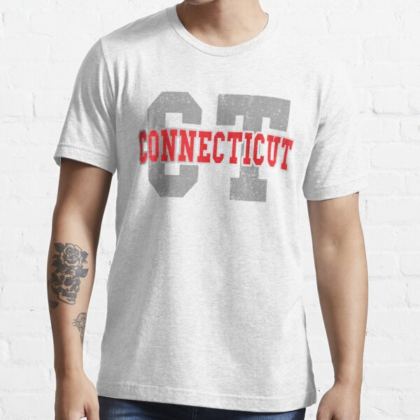 Connecticut product - CT - State Flag Gift Essential T-Shirt