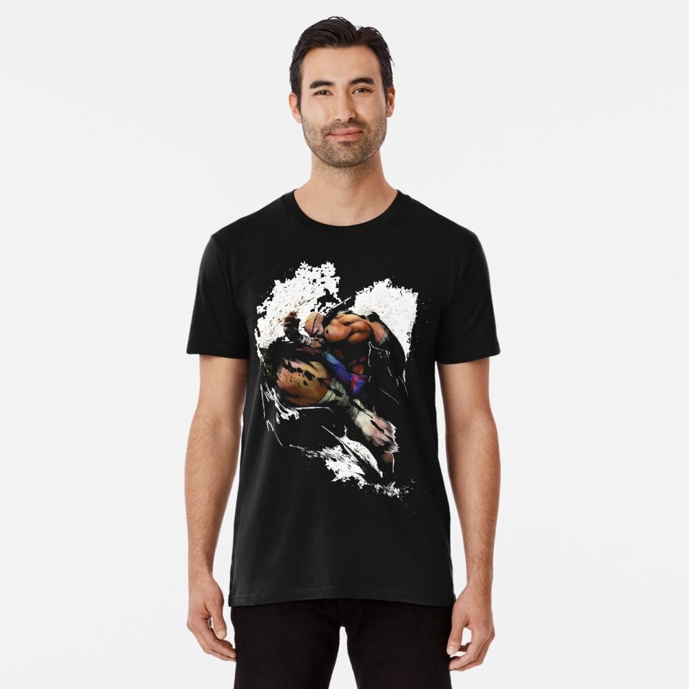 sagat Camiseta premium