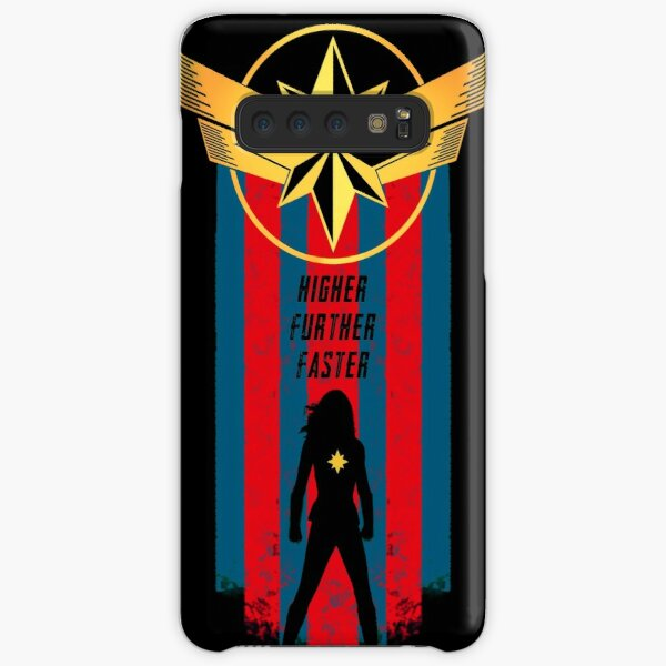 A Real Heroine v2 Samsung Galaxy Snap Case