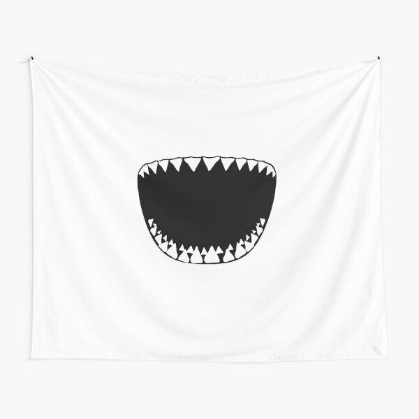 Shark Bite! Tapestry