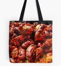 Louisiana Crawfish Tote Bag