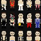 8-Bit Wrestling: NeXT Champions by AlCreed