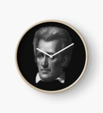 7th US president, Andrew Jackson portrait Clock