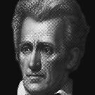 7th US president, Andrew Jackson portrait by kislev