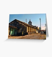 Village Mission Greeting Card