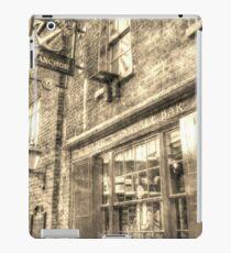 Der Anchor Pub London Vintage iPad-Hülle & Skin