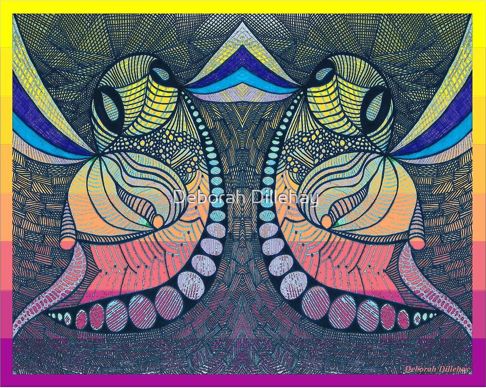 Metamorphic Reflections by Deborah McCormick