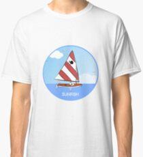 Sunfish Sailboat Classic T-Shirt