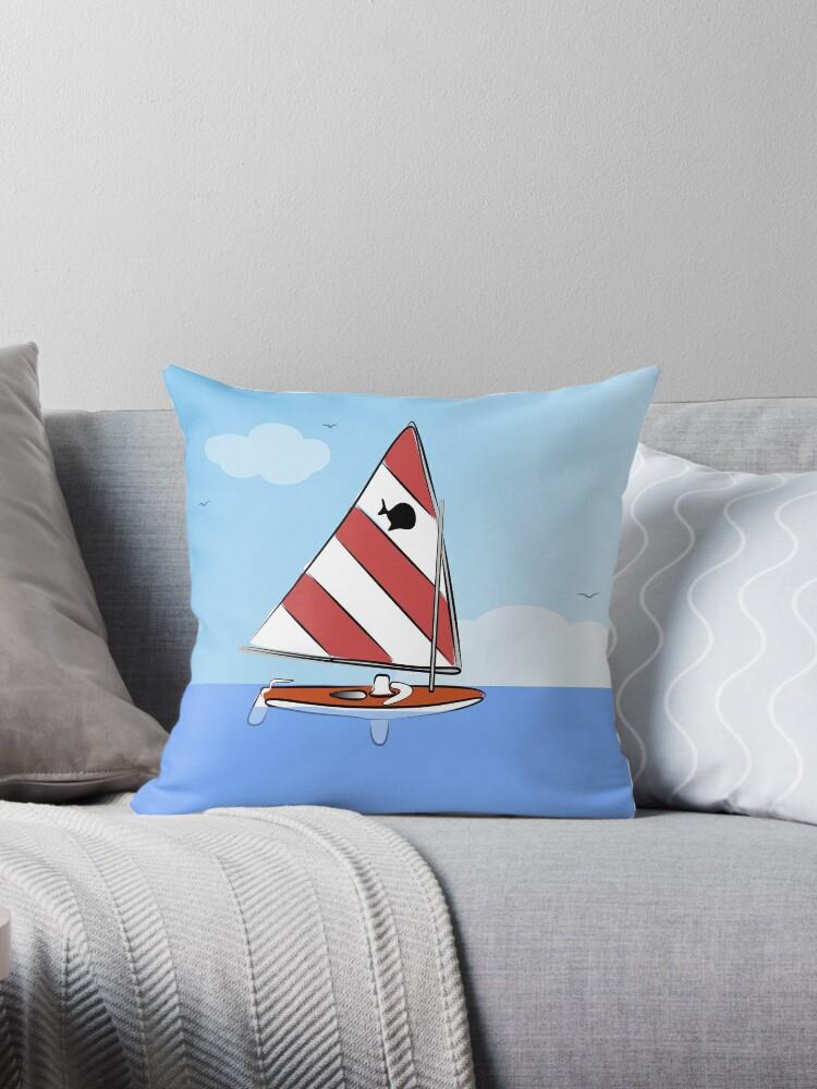 Sunfish-Segelboot von elledeegee