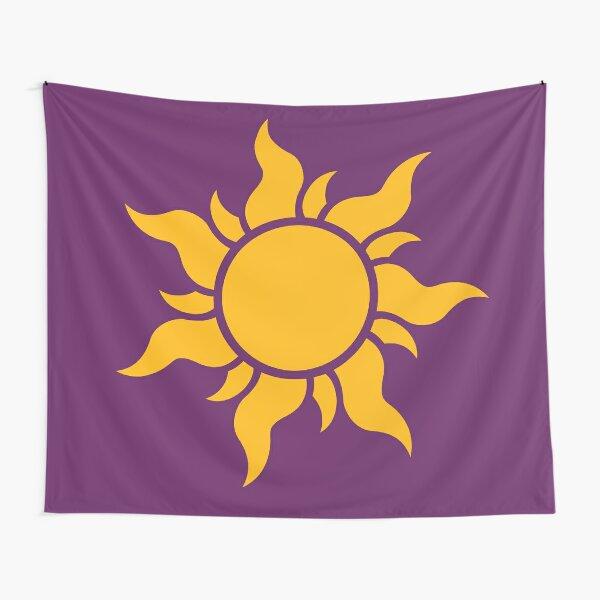 Sun Crest  Tapestry