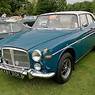 Rover P5b Coupe by Dave Warren