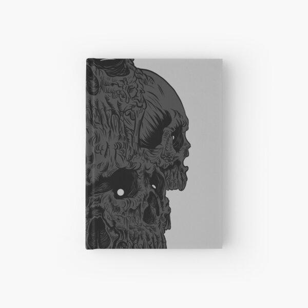 heartless skulls Hardcover Journal