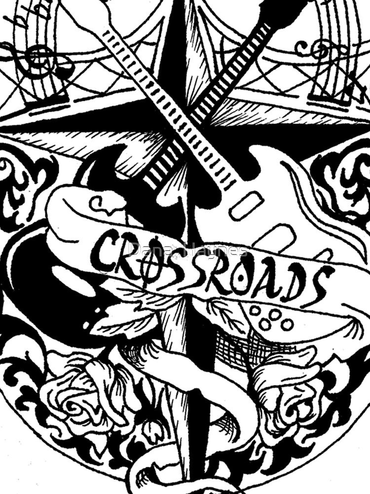 Cross Roads by ArtistByDesign