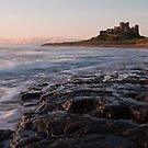 Bamburgh Castle: Northumbria by LazloWoodbine