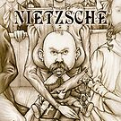 Young Nietzsche by Gareth Southwell