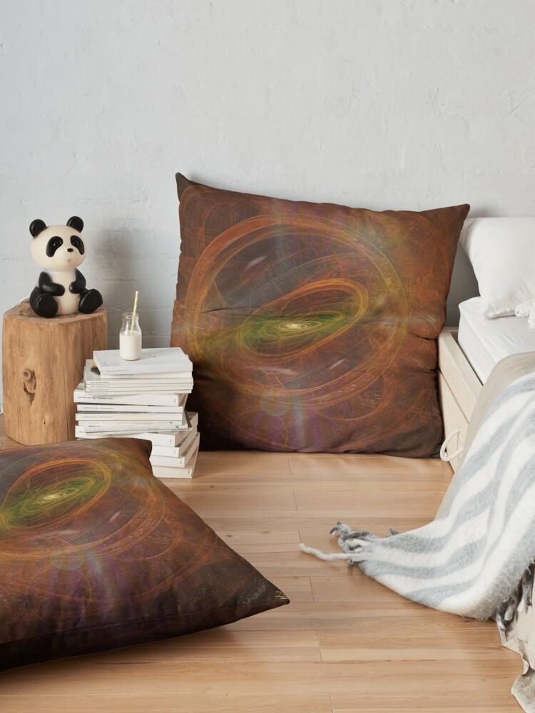 Alternate view of Halo Floor Pillow