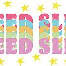 Ich brauche Schlaf von feliciasdesigns