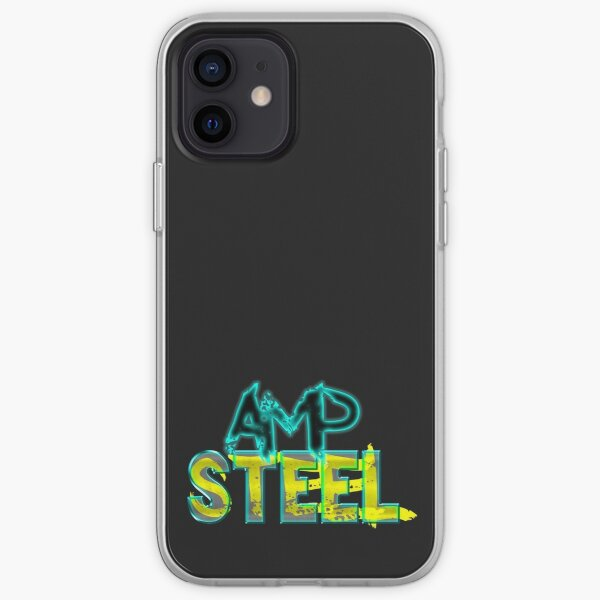 Pump up your style with Amp Steel iPhone Soft Case
