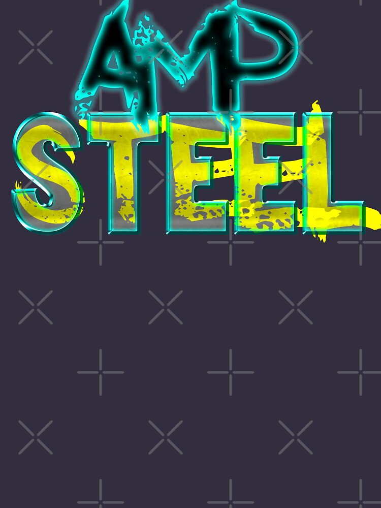 Pump up your style with Amp Steel by schwiftyNinja