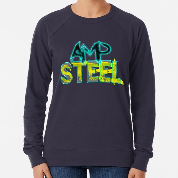 Pump up your style with Amp Steel Lightweight Sweatshirt