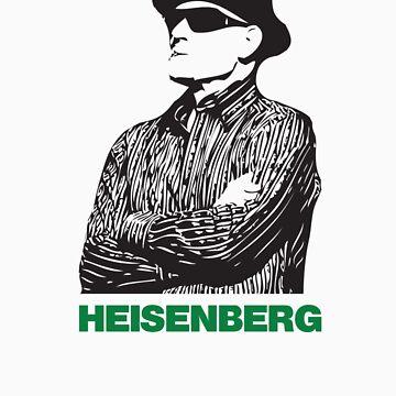 Heisenberg by shakdesign