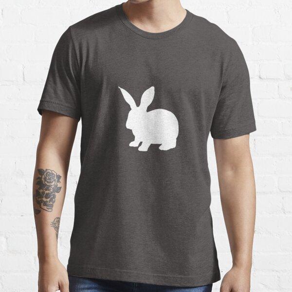 minimalist rabbit Essential T-Shirt