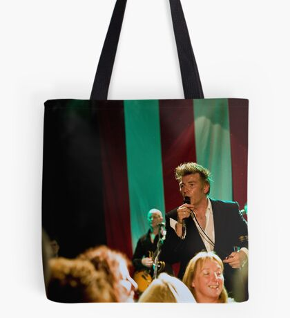 Gerry Fish And The Mudbug Club Tote Bag