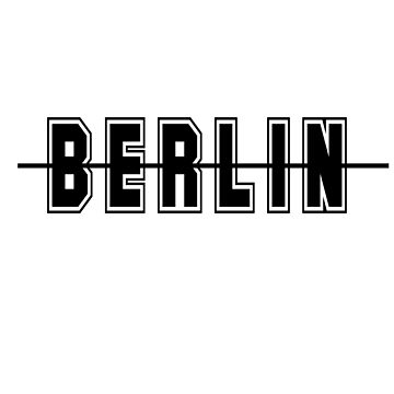 Berlin - Fans of Germany's Berlin by TNTs