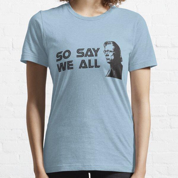 Admiral Adama Essential T-Shirt