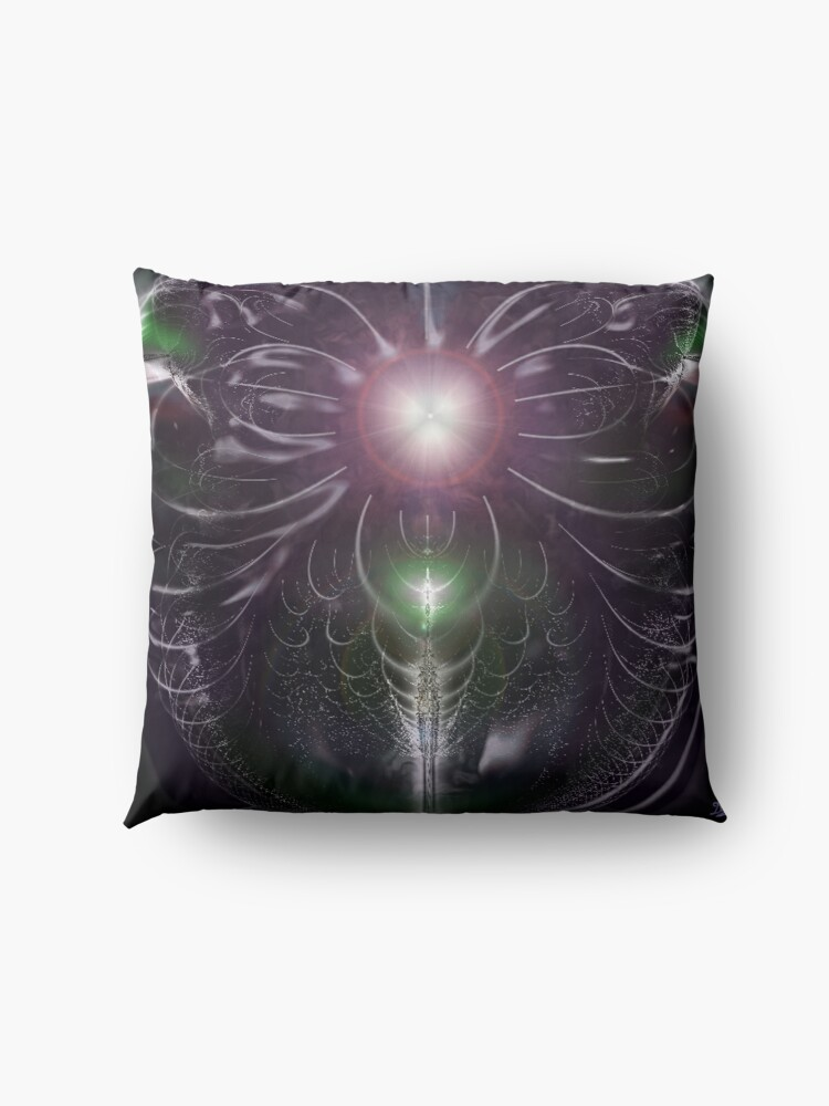 Alternate view of Growth Floor Pillow