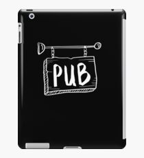 PUB iPad-Hülle & Skin