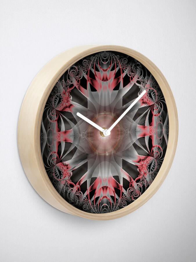 Alternate view of Black Stones Clock
